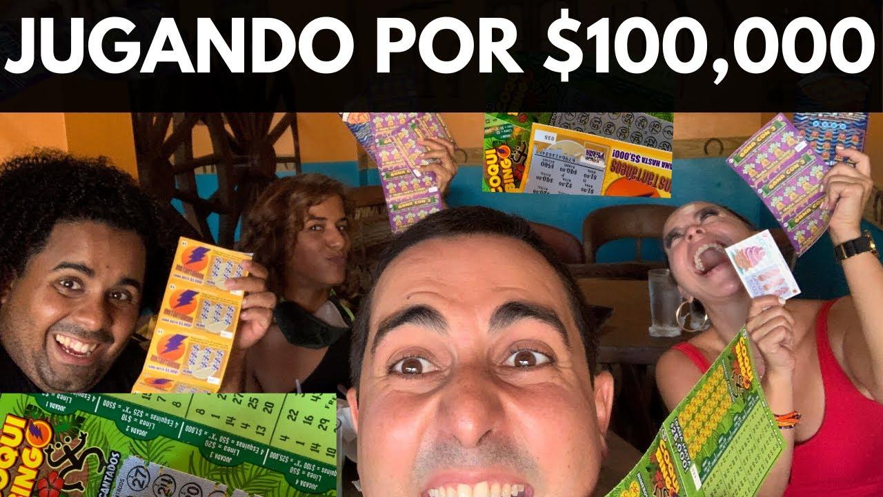 JUGANDO POR $100,000 EN RASPA Y GANA Y ESTO PASÓ | VLOG 146 | Alejandro Gil