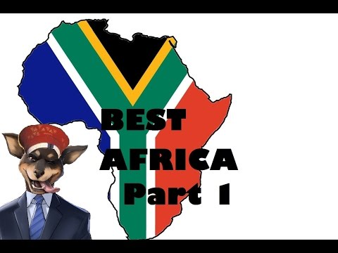 Hearts of Iron IV - South Africa is Best Africa [1]