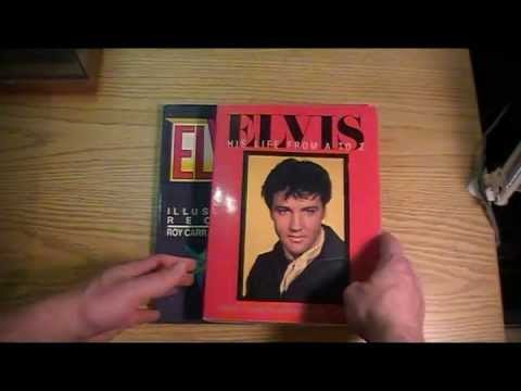 Elvis Presley Books Part 1