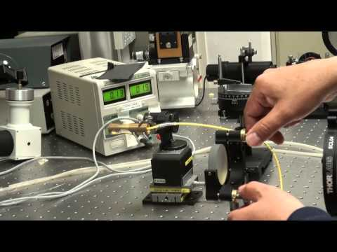 Building a Spectroscopy High Resolution Experiment