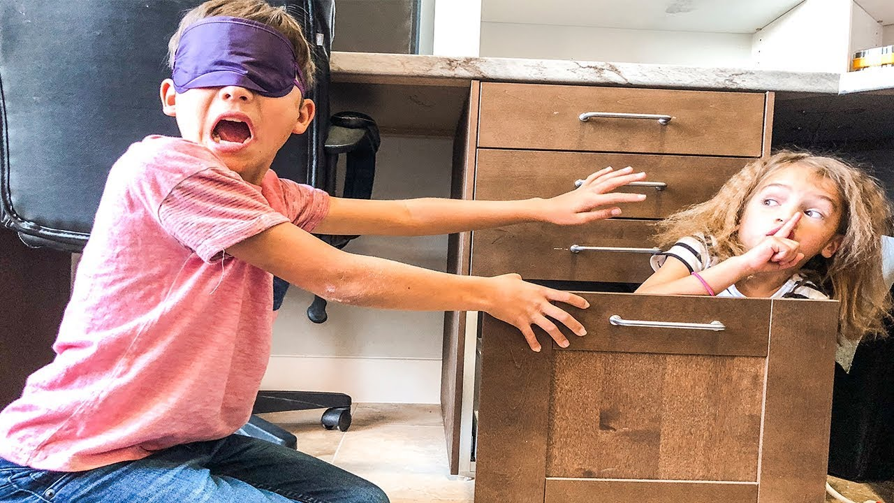 blindfold-hide-seek-in-dad-s-office