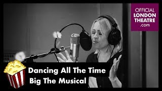 Kimberley Walsh performs 'Dancing All The Time - Big The Musical