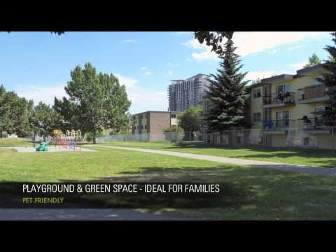 Calgary Apartments For Rent - Haddon Arms 50 Haddon Road SW Calgary AB
