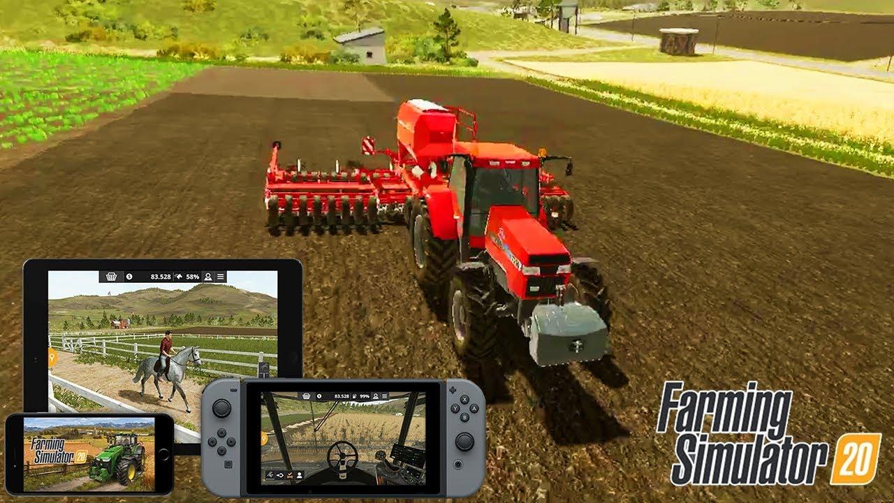 Farming Simulator 20 Rexdl