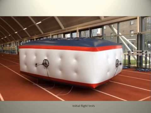 Brunel Solar Airship 'Brunel321Sunship': Towards the most energy efficient UAV. By Farbod Khoshnoud