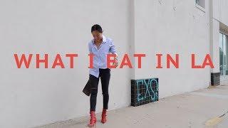 What I Eat in LA in a Week | Aimee Song