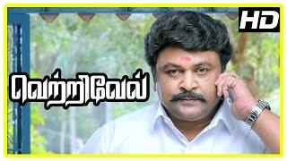 Vetrivel tamil movie   scenes   Prabhu decides to marry off Varsha to Rajesh   Nikhila