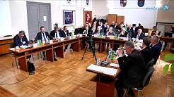 sesja rady powiatu, rada powiatu, starostwo powiatowe,