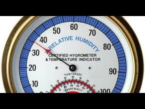 HOW TO keepBASEMENT DRY - BEST Humidity Level to LIMIT Mould