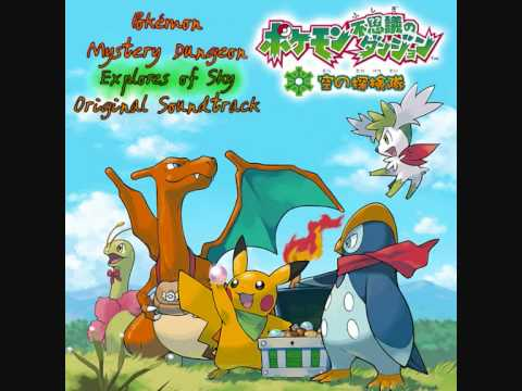 A Message on the Wind - Pokémon Mystery Dungeon: Explorers of Sky