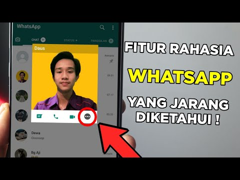 Kalian Wajib Tau! 🔥 7 Trick Fitur Keren Whatsapp Yang Keren Dan Bermanfaat