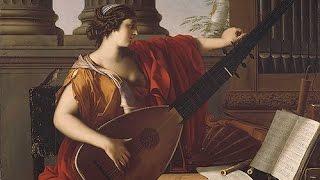 Laúd Grecorromano 35/35 - Alegoría de la Música - Prof. Manuel Lafarga