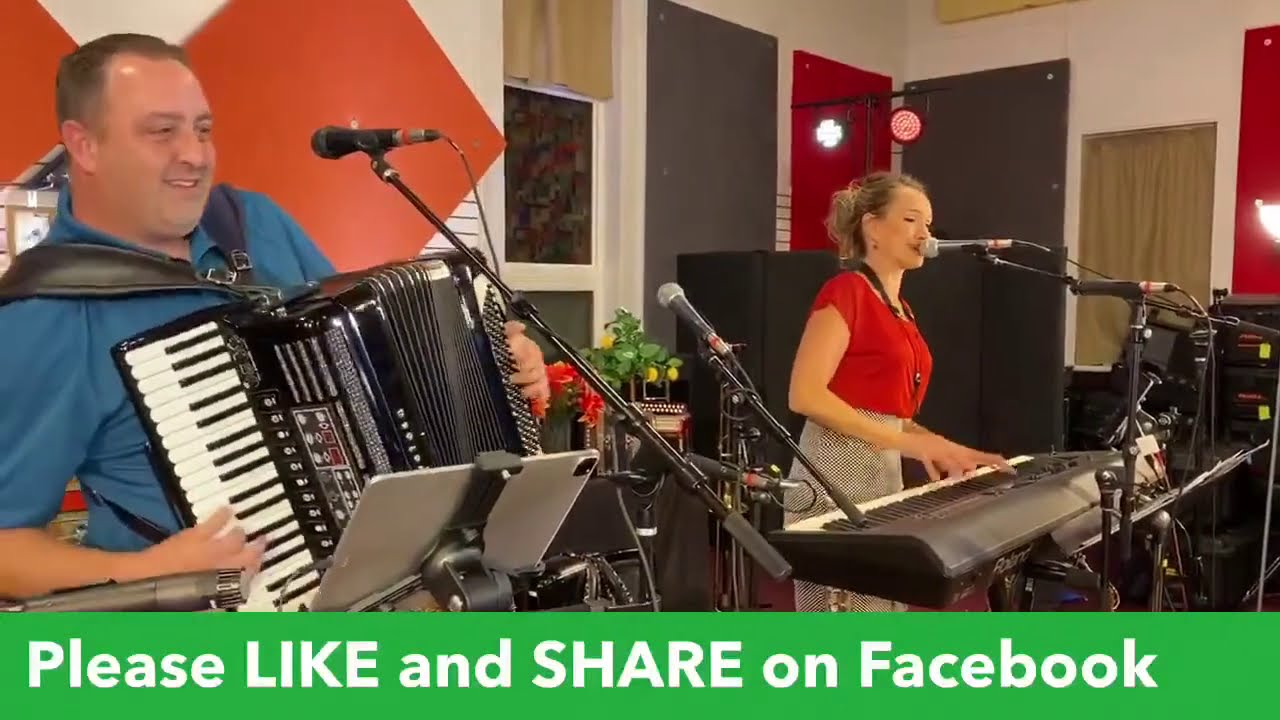 LIVE!  POLKA TUESDAY with Mollie B, Ted Lange & Special Guest, Fred Ziwich! 9/15/2020