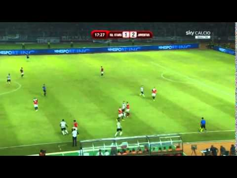 Paul Pogba vs Indonesia All Stars 06/08/2014 - HD