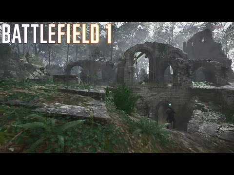 Battlefield 1 Multiplayer #13 ::Operations:: Being Stabbed Back to Back - No Commentary