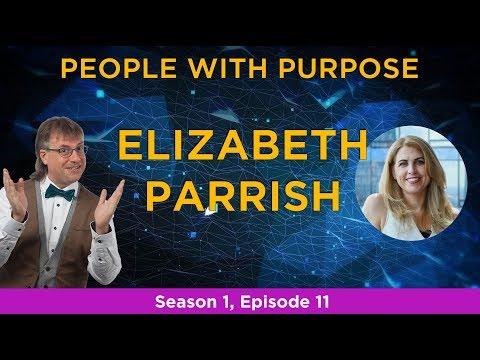 S1E11 - People With Purpose - Elizabeth Parrish