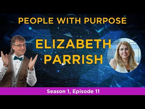 S1E11 - People With Purpose - Elizabeth Parrish