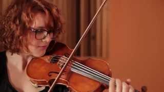 Astor Piazzolla: Histoire du Tango - II. Café 1930 (Petra Kukanja, violin - Uros Baric, guitar)