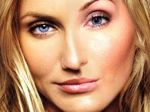 Sexy Blondes: Cameron Diaz Make Up