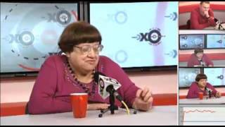 """В Новодворская """" Я бы никому не советовала вводить войска в Украину"""""""