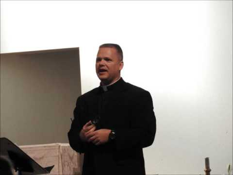 Divine Mercy Conference  Father Chris Alar First Talk