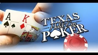 Texas Holdem Poker Power Tournament [PC/720p][Online/facebook game]