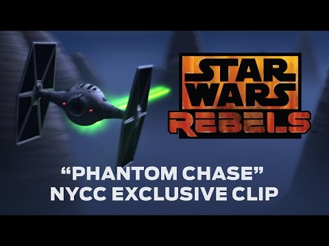 New York Comic Con exclusive clip for Star Wars Rebels
