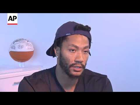 """Derrick Rose: """"I'm Grinding"""" Ahead Of First Season With Cavs"""