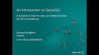 Gambar cover An introduction to QuickGo