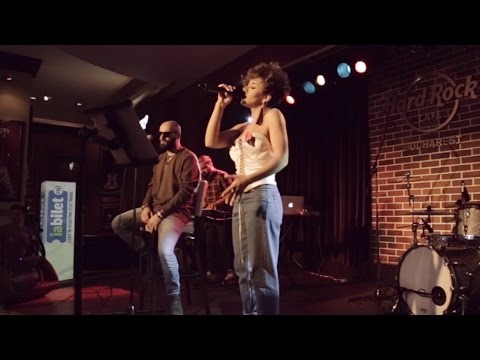 Nicoleta Nuca feat. NOSFE - Insula | Live @ Hard Rock Cafe