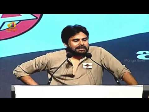 Power Star Pawan Kalyan's Full Speech At...