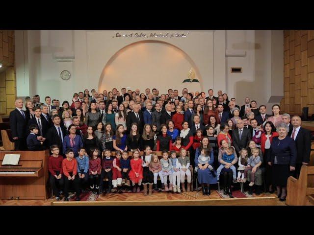 """""""Vom alerga pentru cerul sfânt"""" - Mesaj pentru anul 2020 - Conferința Moldova"""