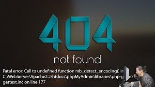Como resolver o erro do phpMyAdmin