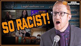 Racist TV Show Names - Steve Hofstetter