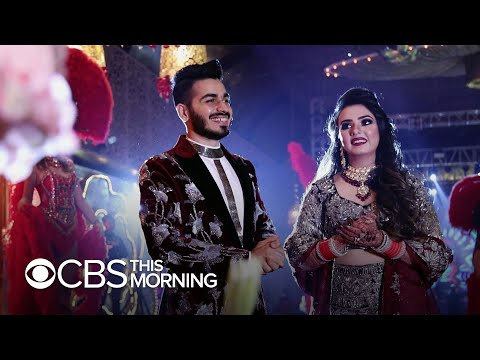 World of Weddings: India blends tradition and tech for arranged marriages