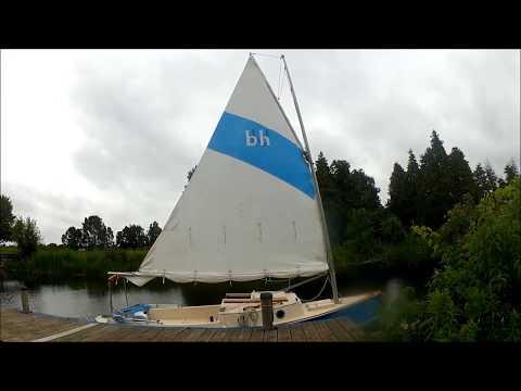 Cruising on a Small Sailboat- Locks, Bridges and Low Head Dams Video