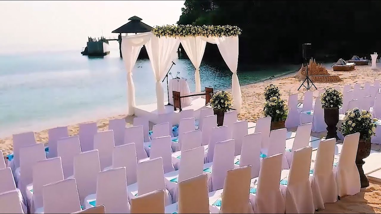 Destination Weddings At Shangri La Boracay Philippines Youtube
