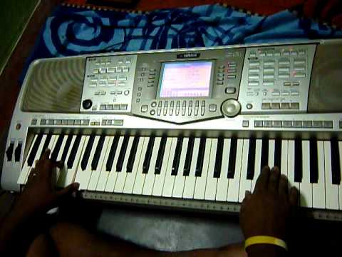 INDIAN INSTRUMENTS ON YAMAHA PSR 2100