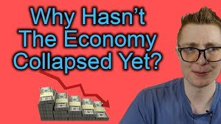 Why Hasn't The Economy Collapsed Yet? - Jack Chapple Podcast Clip