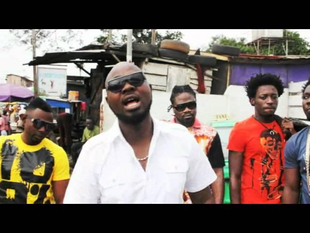 Lynx ft All Stars - Yen Ara Asaase Ni (Official Peace Song For Ghana)