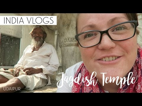 Jagdish Temple, Udaipur + Advice for Tourist in India | Sonia Nicolson