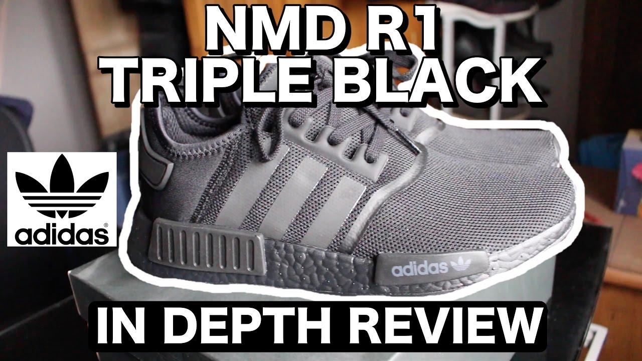 5bb59b59a0690 ADIDAS NMD R1  TRIPLE BLACK