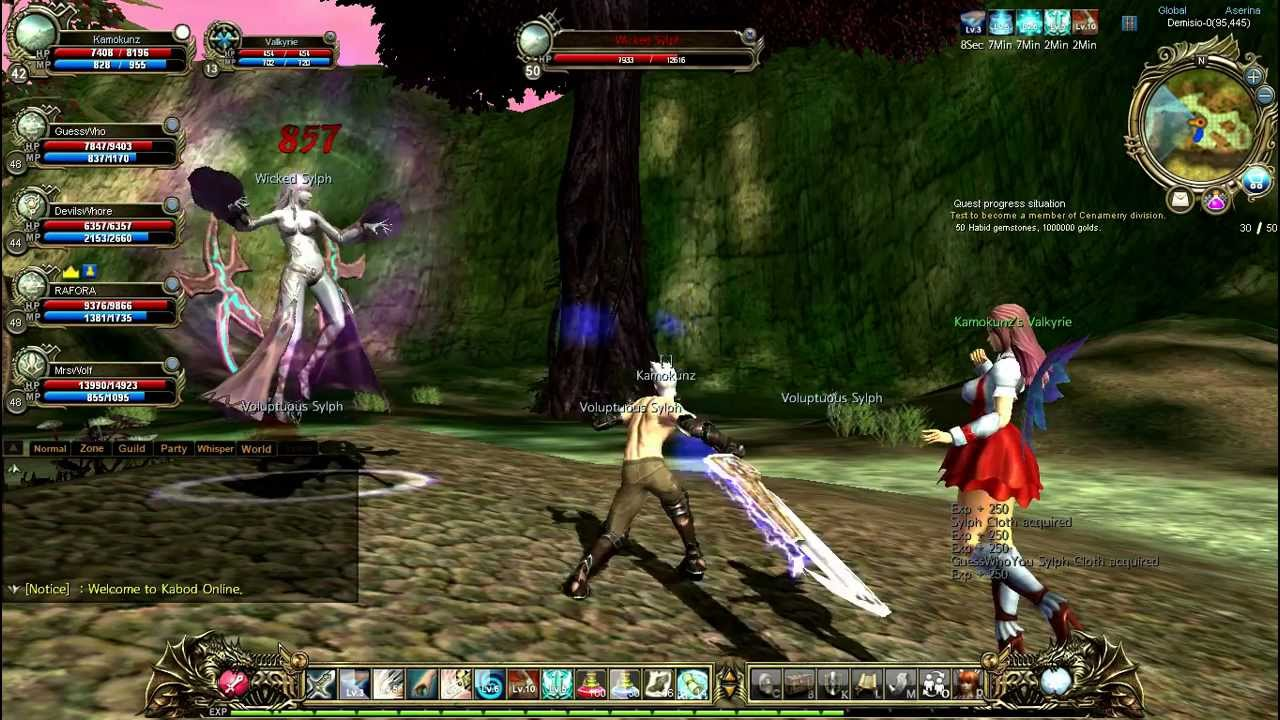 Mmorpg free adult