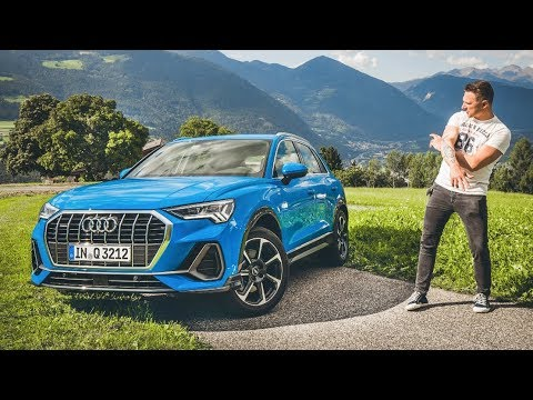 Новый Audi Q3 2019 Жахает Как Взрослый (В хорошем смысле). Тест-Драйв Игорь Бурцев.