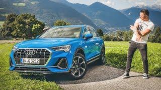 Новый Audi Q3 2019