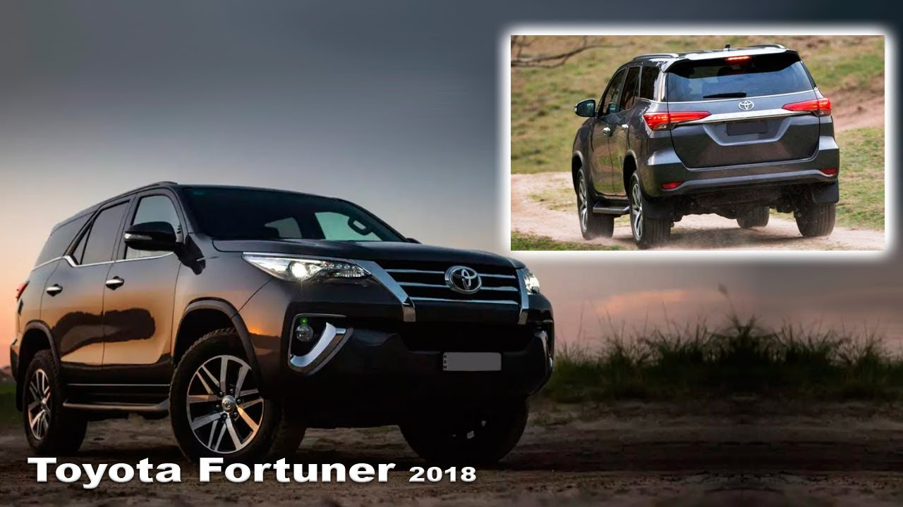 Toyota Fortuner 2018 - Interior and Exterior | NEW Toyota Fortuner