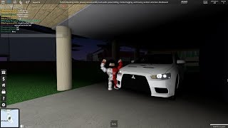 ROBLOX-Back Home With Mitsubishi Evo (GoPro Camera)