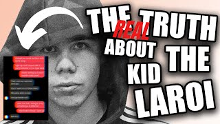 The REAL Dark Side & Story of The Kid LAROI