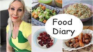 FOOD DIARY #97 I Low Carb I Coleslaw Rezept I Grillen I Sandras Kochblog