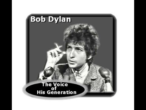 Bob Dylan (The Voice of His Generation)
